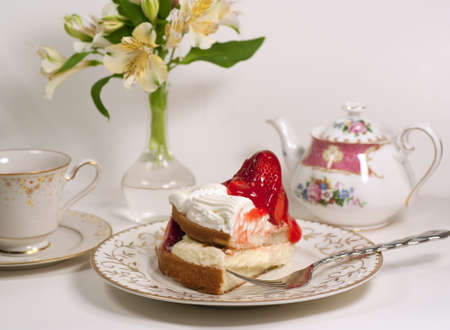 tea time still life Stock Photo - 9731994