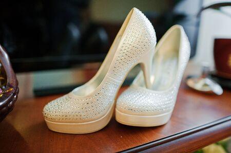 beauties: wedding shoes bride