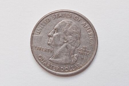 25 cents: Coin 25 Cents or Quarter Dollar,2003 USA (Denver) , State of Missouri 1821