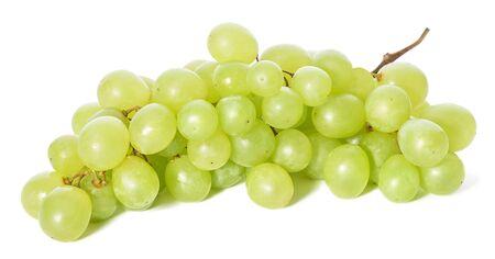 Druiven geïsoleerd