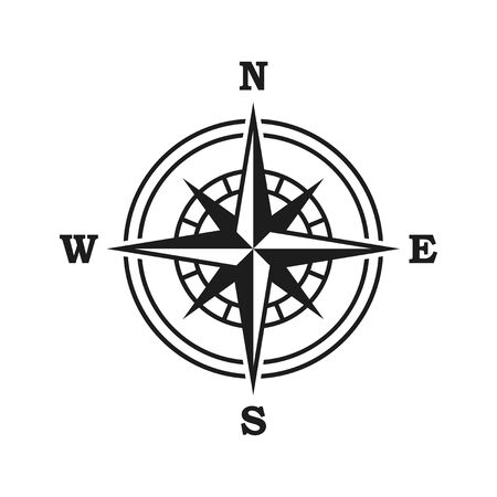 Compass icon Stock Vector - 127824659