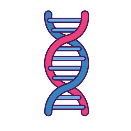dna helix icon Stockfoto - 127824679
