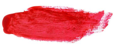 Red brush texture