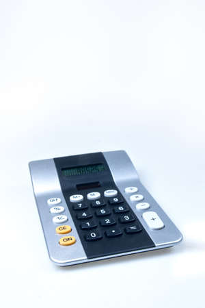 finanse: calculator Stock Photo