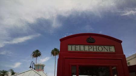 cabina telefono: Viejo Mundo cabina de teléfono