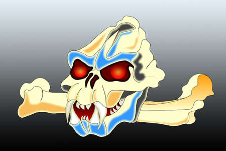 scull: Scull without shadow