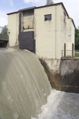 barrage: Lech barrage Fuessen