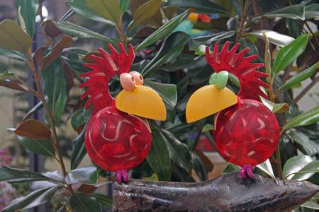 Fantasy Birds Reklamní fotografie