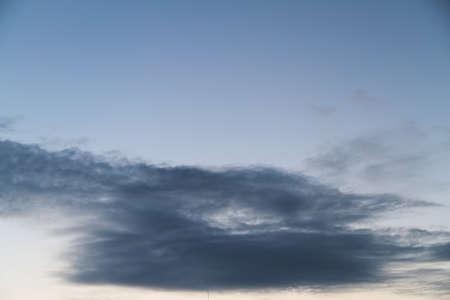 Bewolkte lucht Stockfoto - 73244717