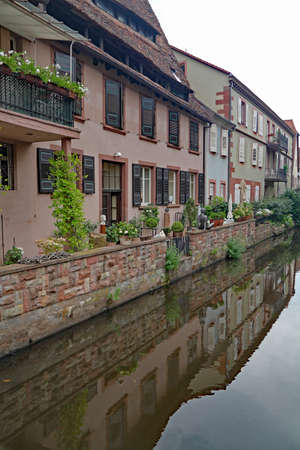 Old town Wissembourg