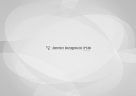 Abstract gray background vector illustration.