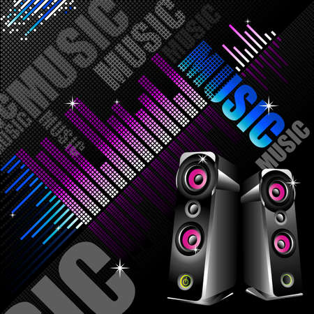If you are aiming to design something about music, sound system or even DJ party, I think it is suitable for these kinds of advertisements. Vector