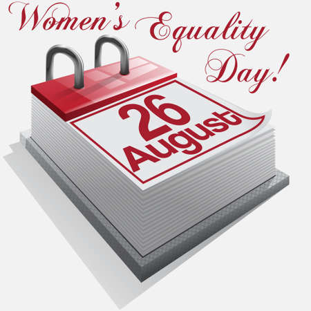 calendar 26 August, Women s Equality Day