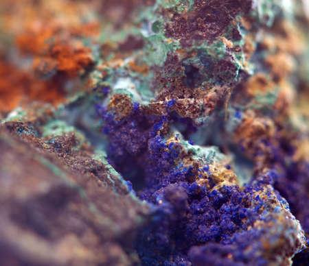 Crystal  Extreme closeup