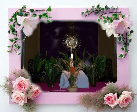 joie: Saint sacrement Lizenzfreie Bilder