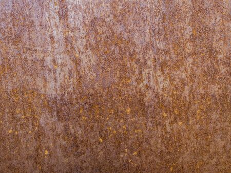 Creative idea for background. rust metal texture Banque d'images