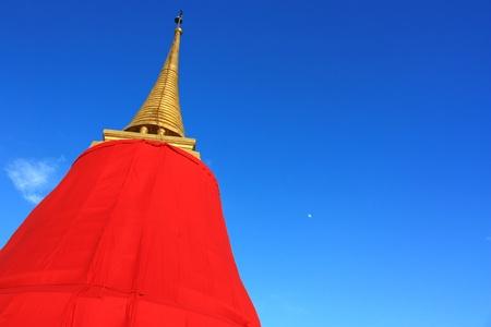 golden moutain temple photo