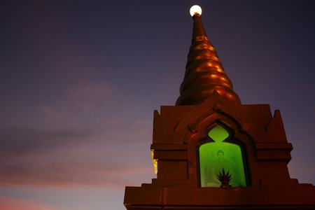 Pagoda In Thailand photo
