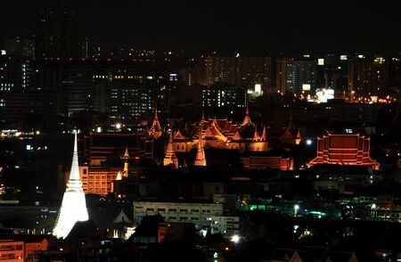 the emerald city: The Grand Palace and The Emerald Buddha Temple