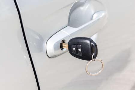 open car door: Open car door by key