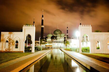 godliness: Kristal Mosque, Kuala Terengganu, Terengganu, Malaysia