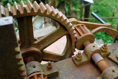 Old factofy mechanism