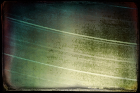 long exposure: Abstract background of star trails from long exposure  Stock Photo