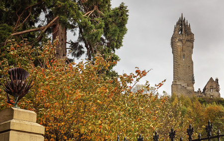 wallace: The Wallace Monument