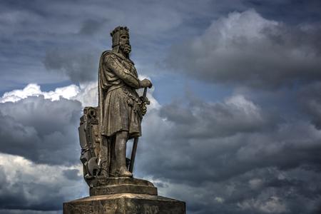 robert bruce: Robert the Bruce Statue