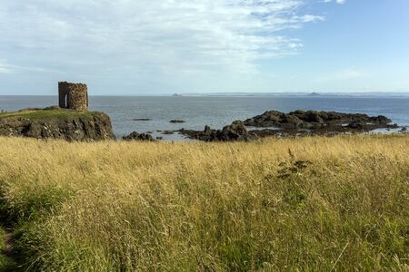 ruin: Ruin in Elie Scotland