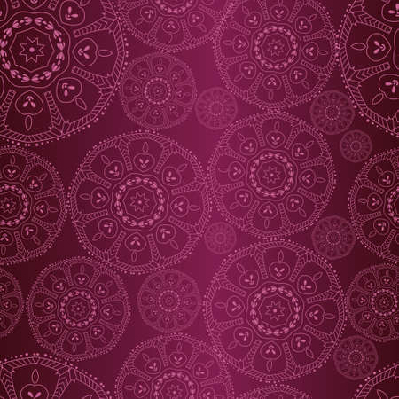damask wallpaper: abstract background Decorative seamless.