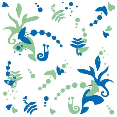 snail pattern,