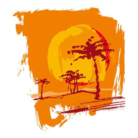 sun, holiday