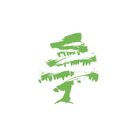 tree, symbol Illustration