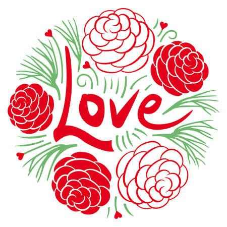 floral design, love