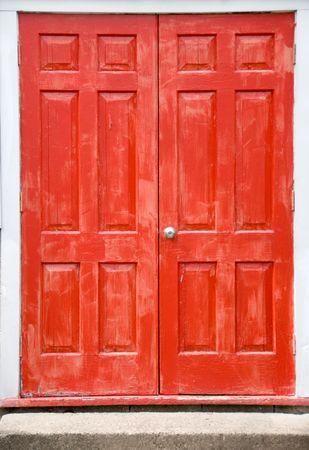Red Doors photo