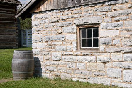 restored: Historic building
