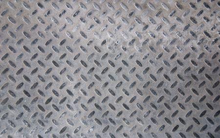 Steel step plate