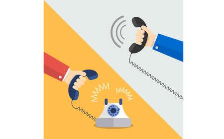 電話の呼び出し音
