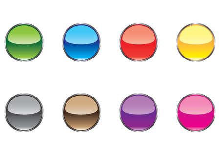 round brilliant: Ronda brillante botones