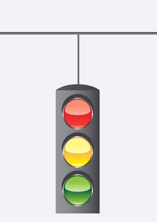 Traffic-light Vector