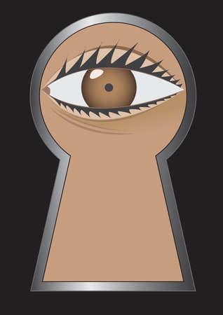 pry: Eye