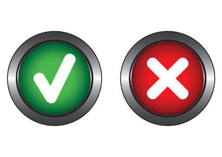 urne: Due pulsanti di sistema