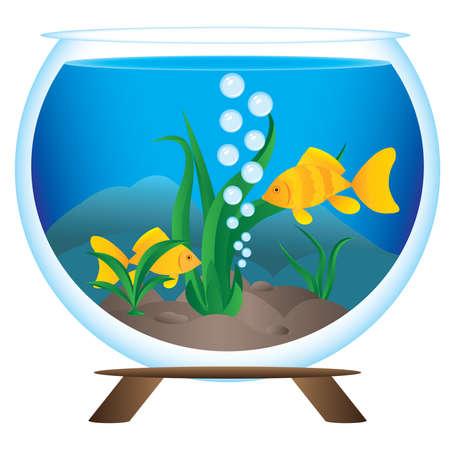 Aquarium Stock Vector - 6545120