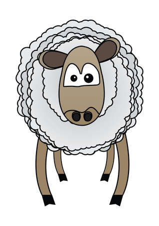 Sheep Stock Vector - 7381630