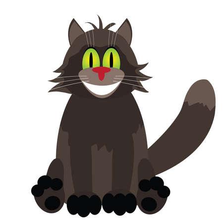 happy cat: Happy Katze