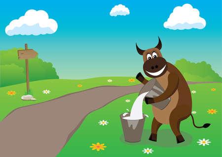 horny: Road to a farm