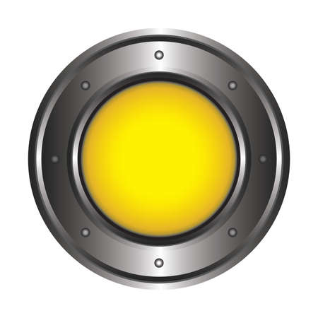 sunroof: Yellow button