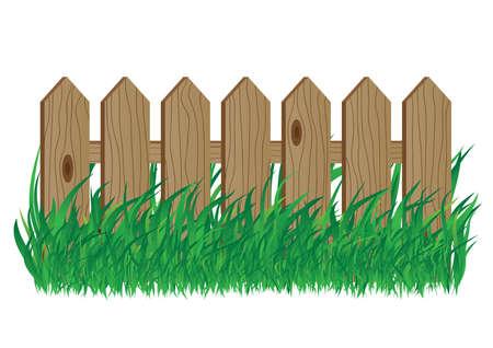 tarima madera: Valla de madera