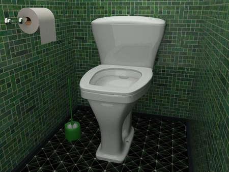 Toilet Stock Photo - 10407979
